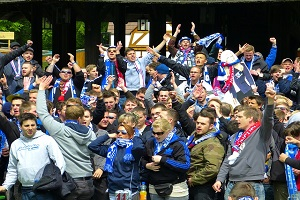 A football blog for the real fanatic fans